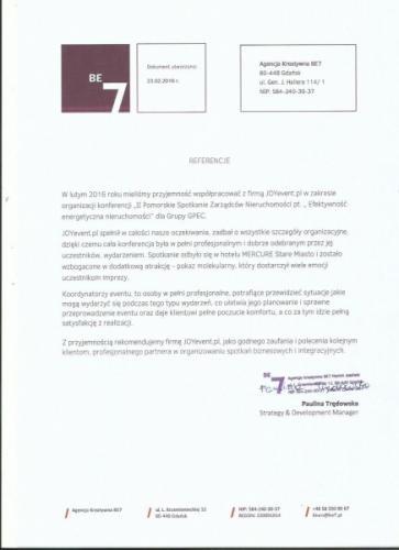 Realizacja dla GPEC
